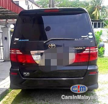 Pictures of Toyota Alphard 2.4-LITER LUXURY FAMILY MPV Automatic 2008