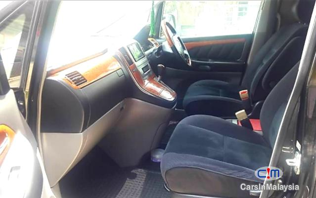 Toyota Alphard 2.4-LITER LUXURY FAMILY MPV Automatic 2008 in Johor