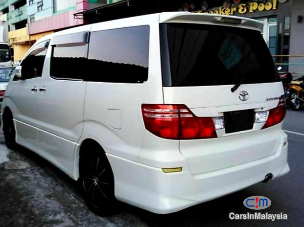 Picture of Toyota Alphard 2.4-LITER LUXURY FAMILY MPV Automatic 2008 in Johor
