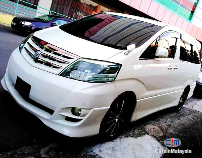 Toyota Alphard 2.4-LITER LUXURY FAMILY MPV Automatic 2008 in Malaysia - image