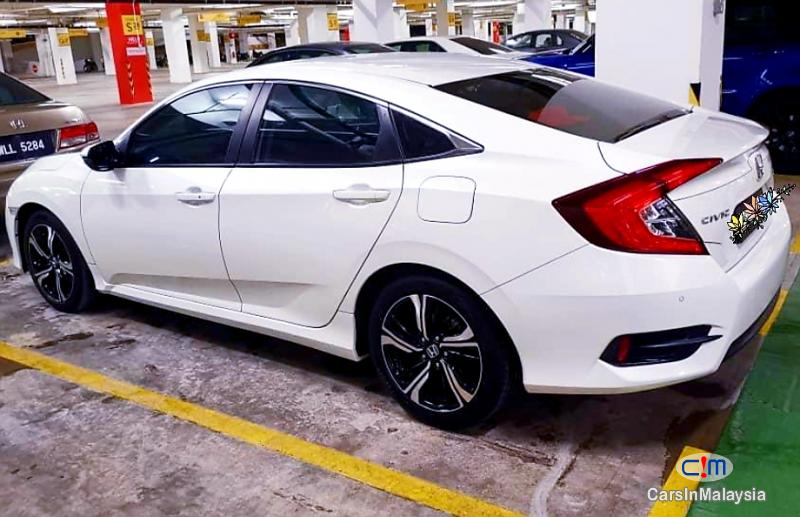 Picture of Honda Civic 1.5-LITER TURBO SPORTY SEDAN Automatic 2016