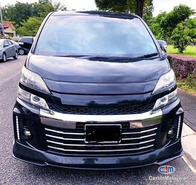 Picture of Toyota Vellfire 2.4-LITER FULLSPEC LUXURY FAMILY MPV Automatic 2014