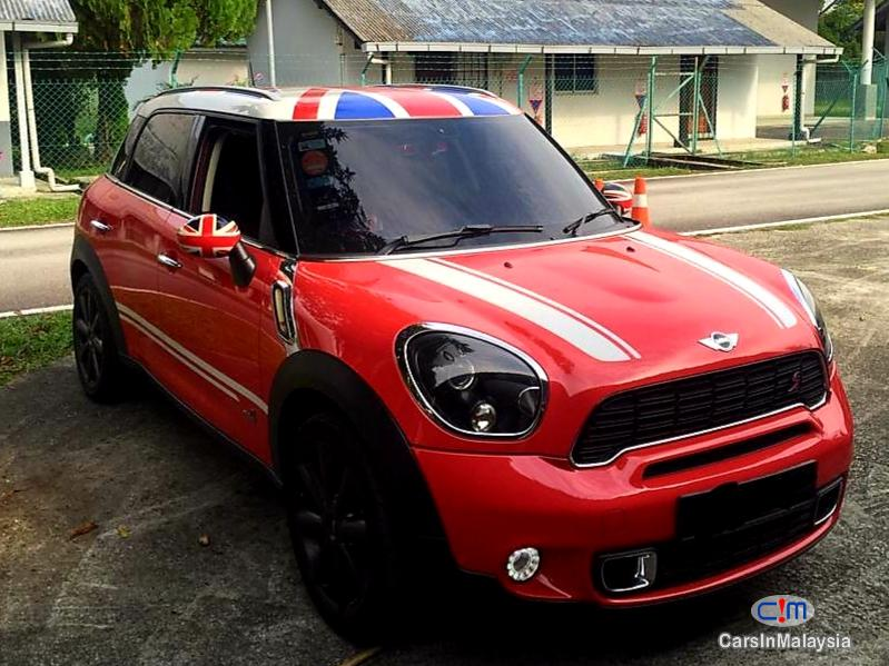 Picture of MINI Countryman 1.6-LITER POWERFUL SMALL SUV Automatic 2012