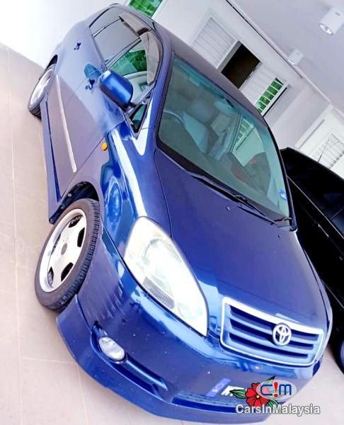 Toyota Ipsum 2.4-LITER FAMILY MPV 7 SEATER Automatic 2010 in Kuala Lumpur