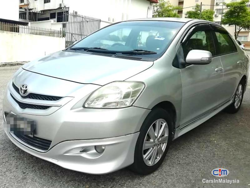Toyota Vios 1.5-LITER ECONOMY SEDAN Automatic 2011 in Malaysia