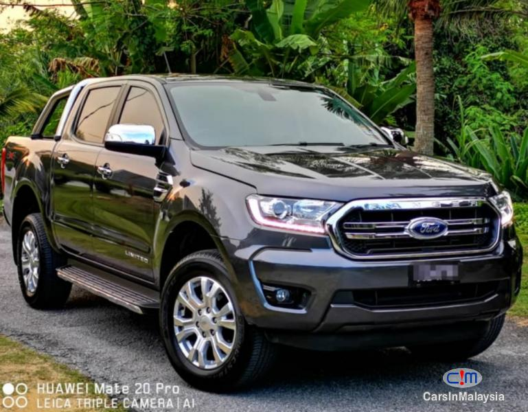 Pictures of Ford Ranger 2.0-LITER 4X4 DIESEL TURBO LATEST T8 MODEL Automatic 2019