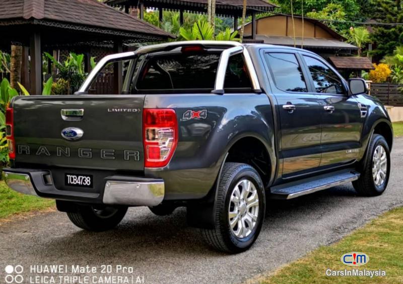 Ford Ranger 2.0-LITER 4X4 DIESEL TURBO LATEST T8 MODEL Automatic 2019