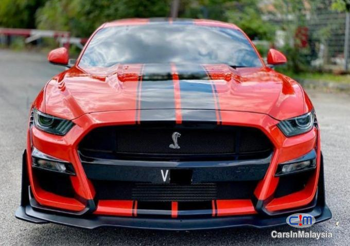 Ford MUSTANG 2300 Automatic 2019 in Kuala Lumpur