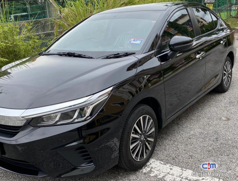 Honda City 1.5-LITER FUEL ECONOMY SEDAN 16 VALVE Automatic 2020 in Malaysia
