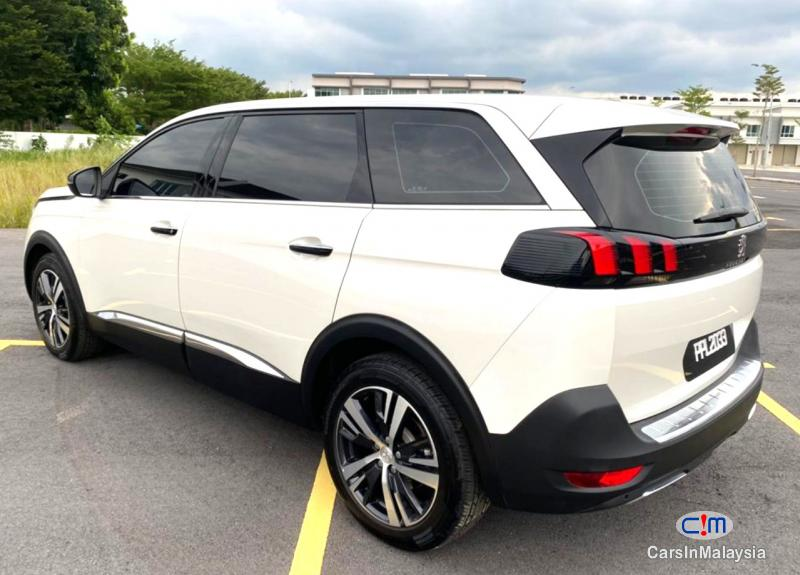 Picture of Peugeot 5008 1.6-LITER TURBO LUXURY SUV 7 SEATER Automatic 2020