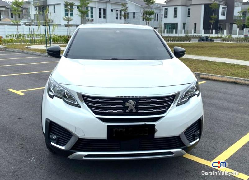 Peugeot 5008 1.6-LITER TURBO LUXURY SUV 7 SEATER Automatic 2020 in Malaysia