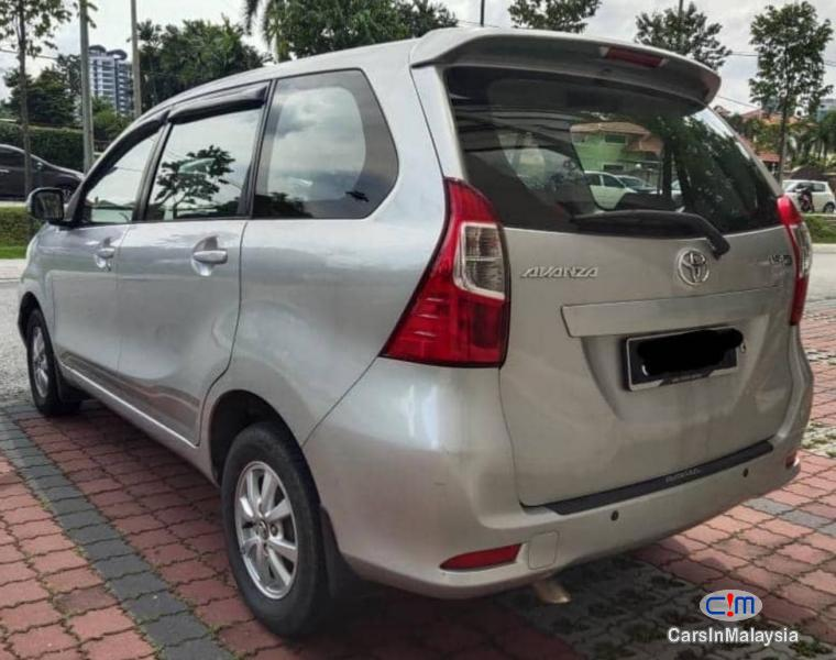 Pictures of Toyota Avanza 1.5-LITER FUEL ECONOMY FAMILY MPV Automatic 2018