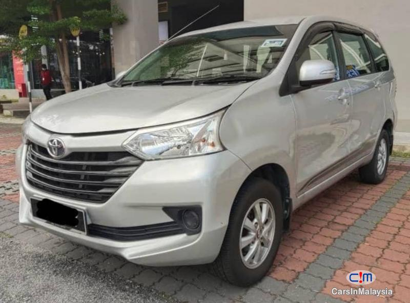 Toyota Avanza 1.5-LITER FUEL ECONOMY FAMILY MPV Automatic 2018