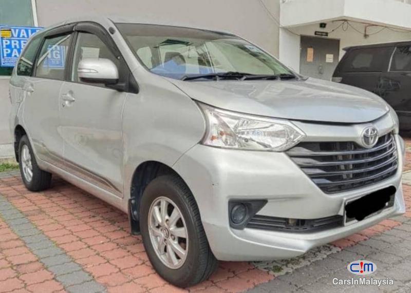 Toyota Avanza 1.5-LITER FUEL ECONOMY FAMILY MPV Automatic 2018 in Selangor