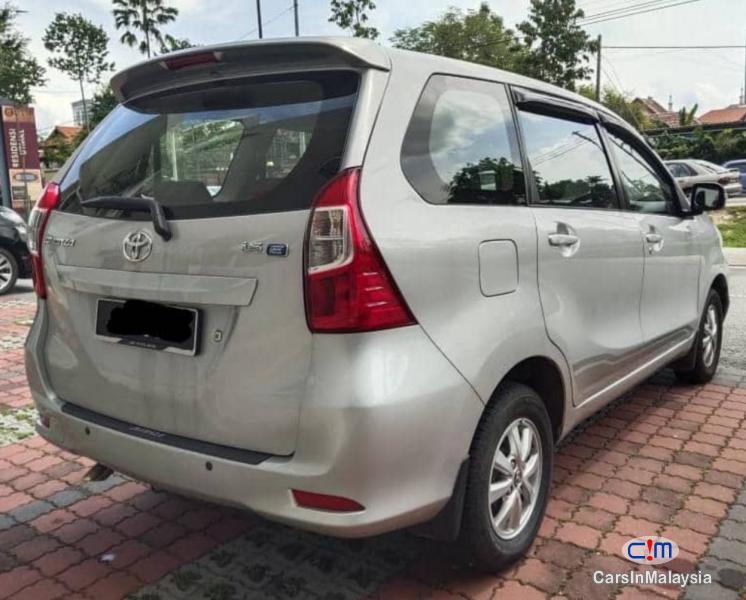 Toyota Avanza 1.5-LITER FUEL ECONOMY FAMILY MPV Automatic 2018 in Malaysia