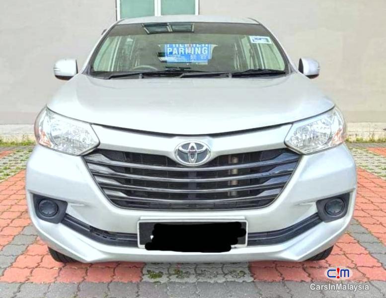 Picture of Toyota Avanza 1.5-LITER FUEL ECONOMY FAMILY MPV Automatic 2018 in Selangor
