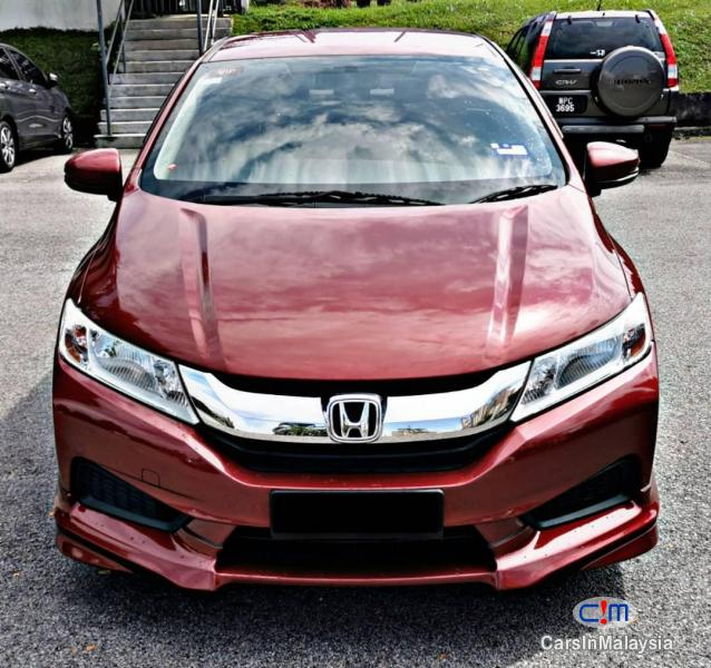 Picture of Honda City Automatic 2016