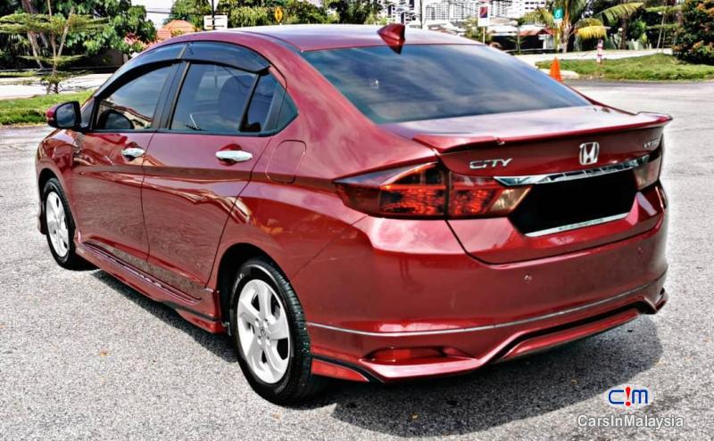 Honda City Automatic 2016 in Malaysia