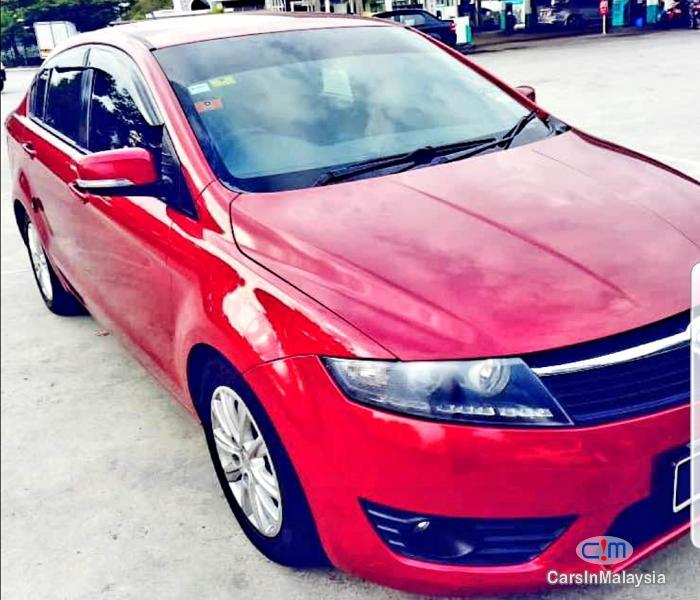 Proton Preve 1.6 CFE Turbo Automatic 2015 in Selangor