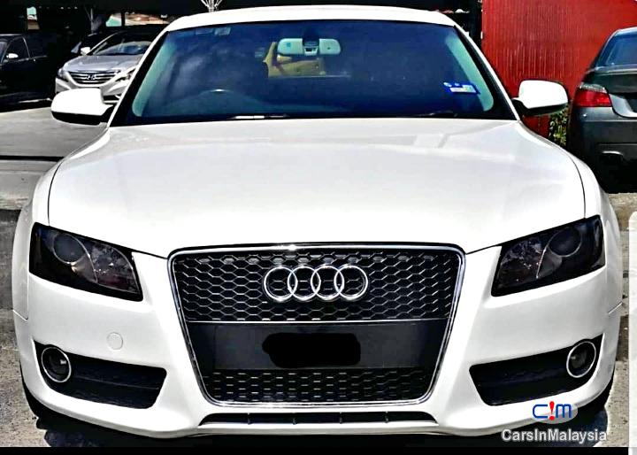 Pictures of Audi A5 2.0 TFSI Automatic 2011