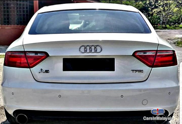 Audi A5 2.0 TFSI Automatic 2011