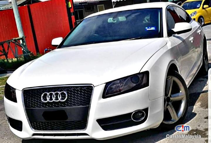 Audi A5 2.0 TFSI Automatic 2011 in Selangor