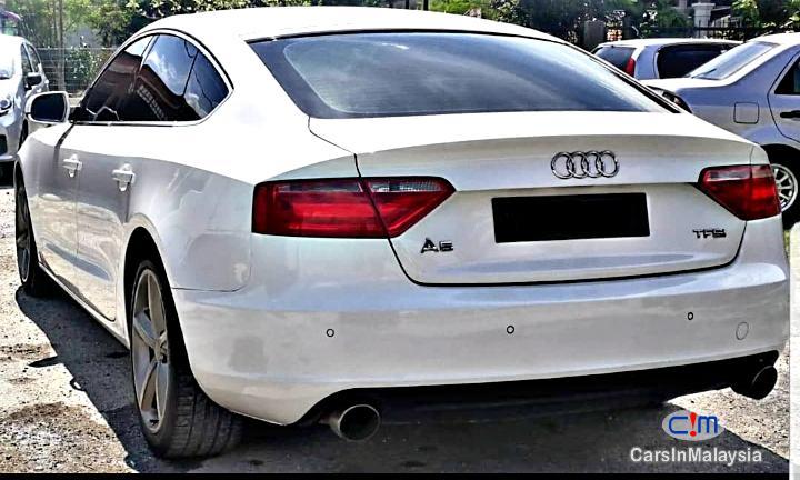Picture of Audi A5 2.0 TFSI Automatic 2011 in Malaysia