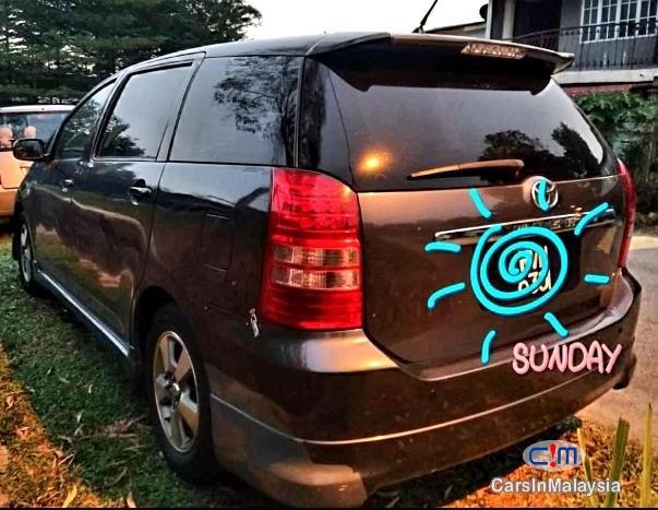 Picture of Toyota Wish 1.8L MPV Automatic 2004 in Selangor