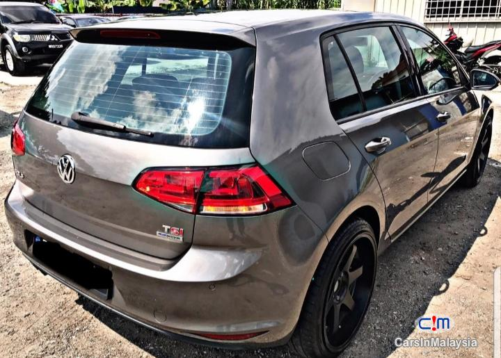 Picture of Volkswagen Golf 1.4 Tsi Turbo Automatic 2013 in Malaysia