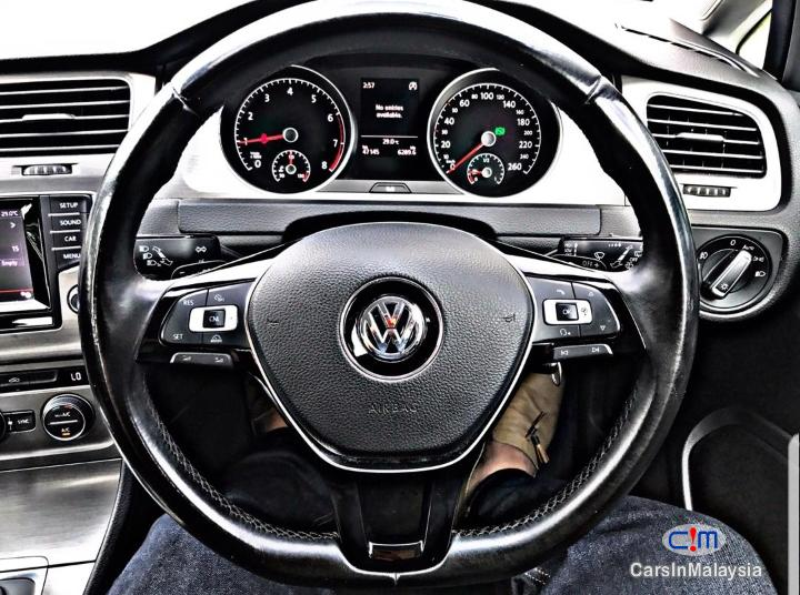 Volkswagen Golf 1.4 Tsi Turbo Automatic 2013 in Selangor - image