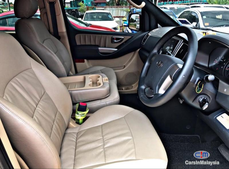 Hyundai Starex The Latest Model Facelift Automatic 2018 - image 11