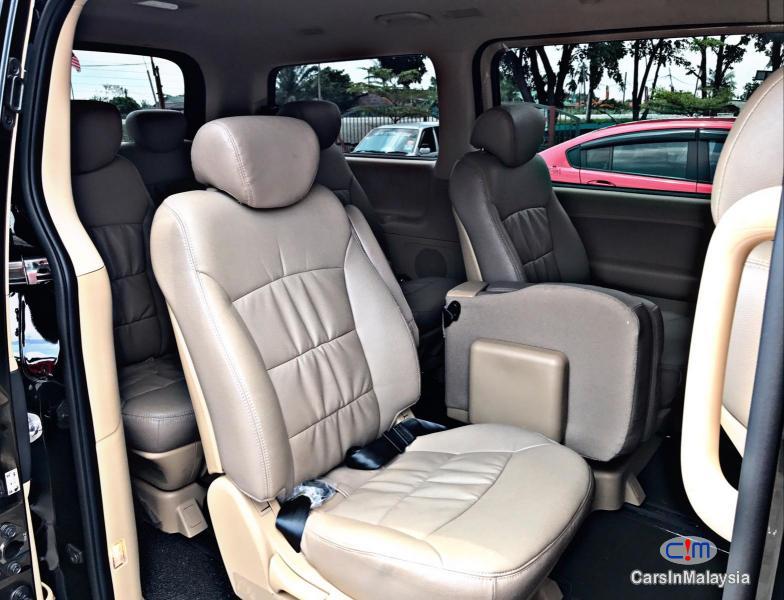 Hyundai Starex The Latest Model Facelift Automatic 2018 - image 12