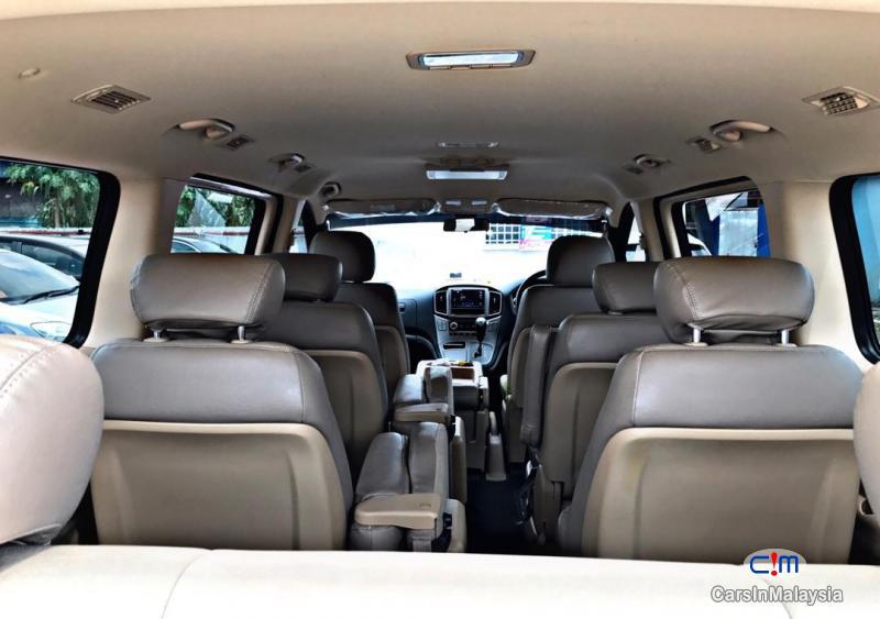 Hyundai Starex The Latest Model Facelift Automatic 2018 - image 14