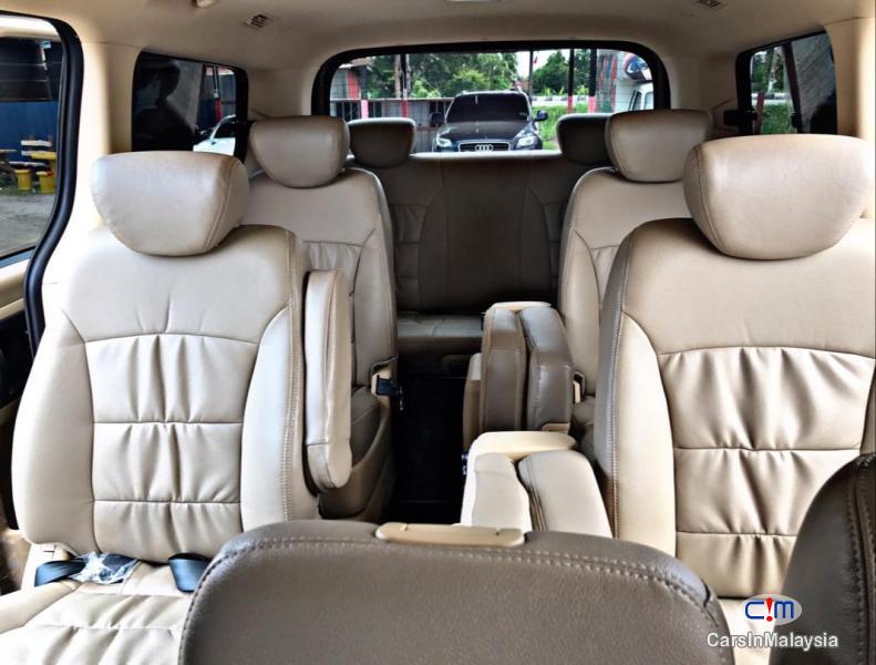 Hyundai Starex The Latest Model Facelift Automatic 2018 - image 15