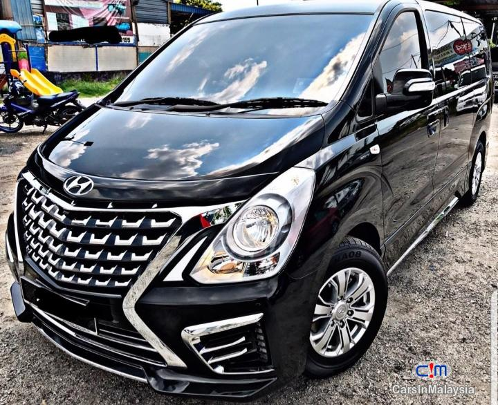 Picture of Hyundai Starex The Latest Model Facelift Automatic 2018