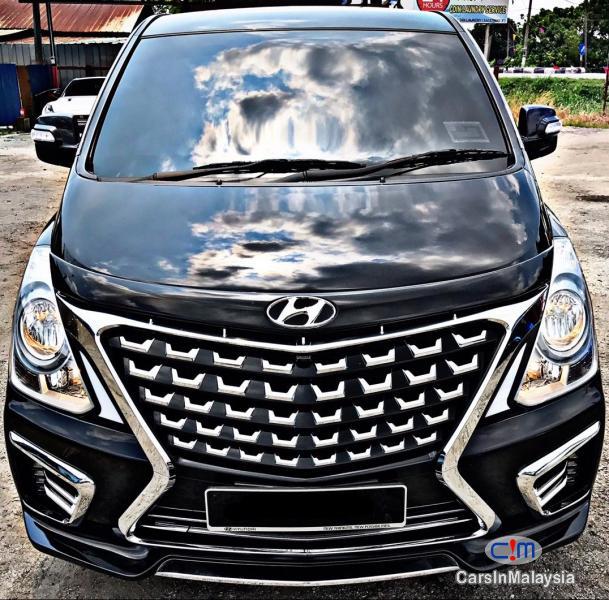 Hyundai Starex The Latest Model Facelift Automatic 2018