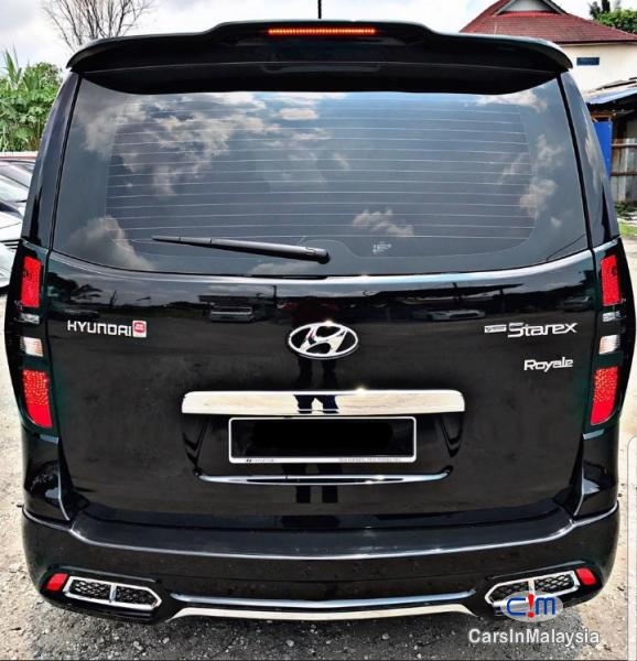 Picture of Hyundai Starex The Latest Model Facelift Automatic 2018 in Selangor
