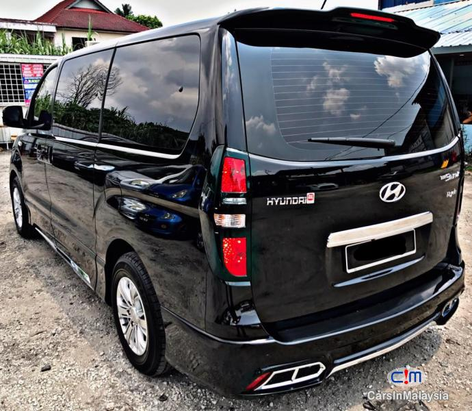 Picture of Hyundai Starex The Latest Model Facelift Automatic 2018 in Malaysia
