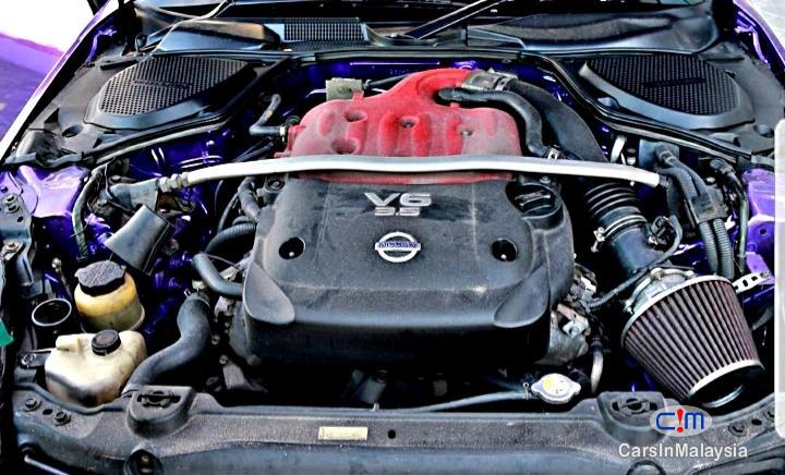 Nissan 350Z 3.5cc V6 Sport Coupe Automatic 2009 - image 10