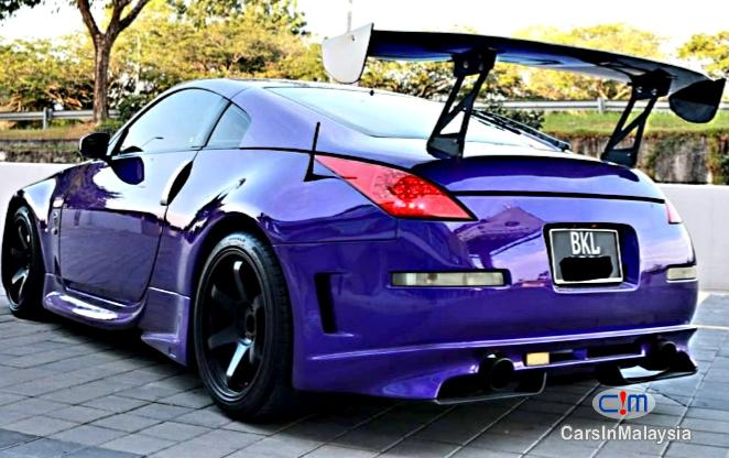 Nissan 350Z 3.5cc V6 Sport Coupe Automatic 2009 in Selangor