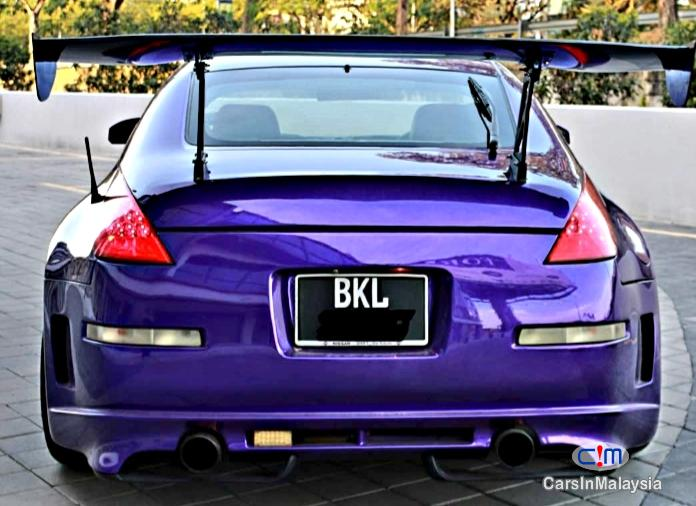 Picture of Nissan 350Z 3.5cc V6 Sport Coupe Automatic 2009 in Malaysia