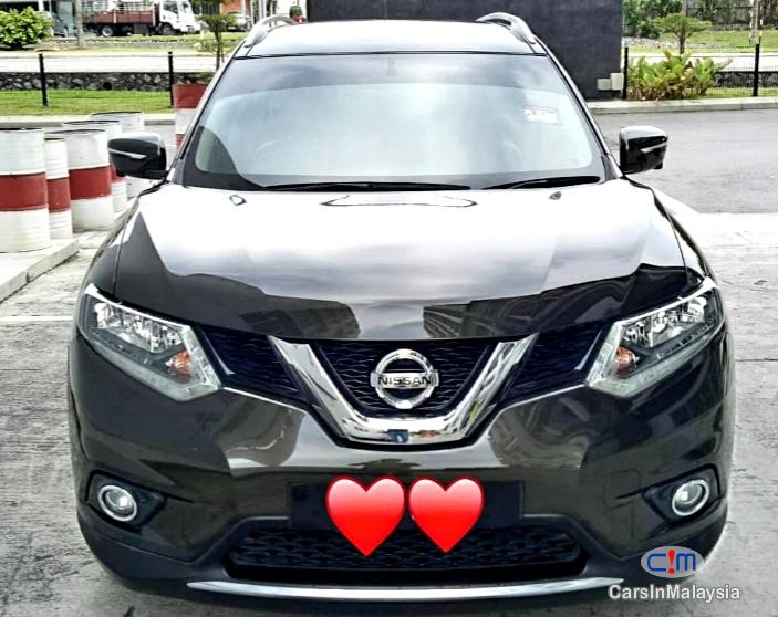 Picture of Nissan X-Trail SUV 4X4 Automatic 2017