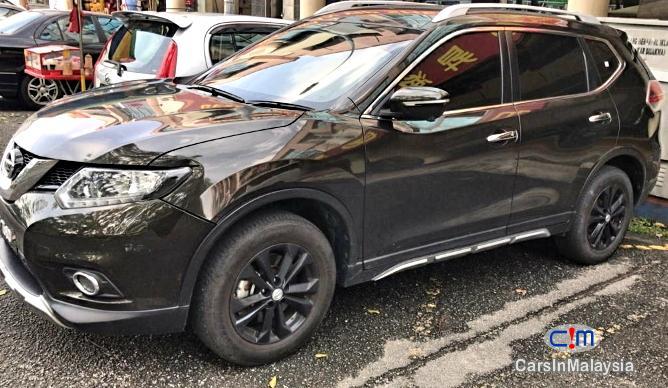 Nissan X-Trail SUV 4X4 Automatic 2017