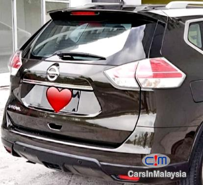 Nissan X-Trail SUV 4X4 Automatic 2017 in Selangor - image