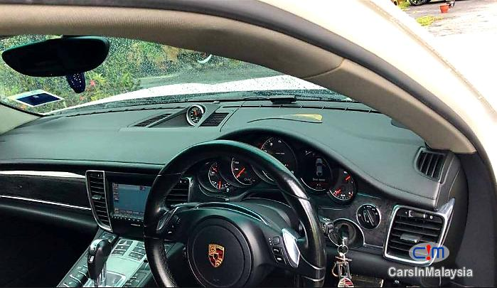 Porsche Panamera 3.6-LITER LUXURY SPORT COUPE SEDAN Automatic 2014 - image 6