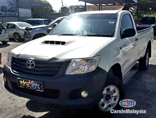 Picture of Toyota Hilux 2-5 LITER 4X4 4WD SINGLE CAB DIESEL Manual 2015