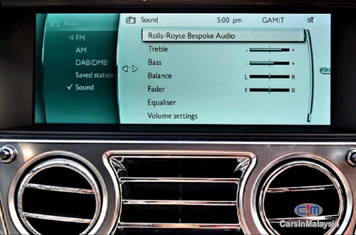 Rolls Royce Wraith 6.6-LITER VVIP LUXURY LIMOUSINE Automatic 2014 - image 14