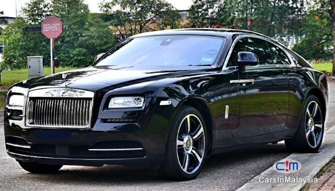 Picture of Rolls Royce Wraith 6.6-LITER VVIP LUXURY LIMOUSINE Automatic 2014