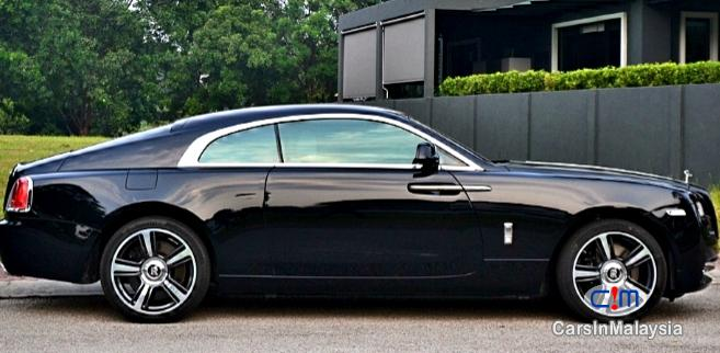 Rolls Royce Wraith 6.6-LITER VVIP LUXURY LIMOUSINE Automatic 2014 in Malaysia