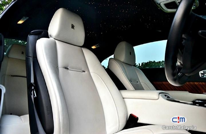 Picture of Rolls Royce Wraith 6.6-LITER VVIP LUXURY LIMOUSINE Automatic 2014 in Malaysia